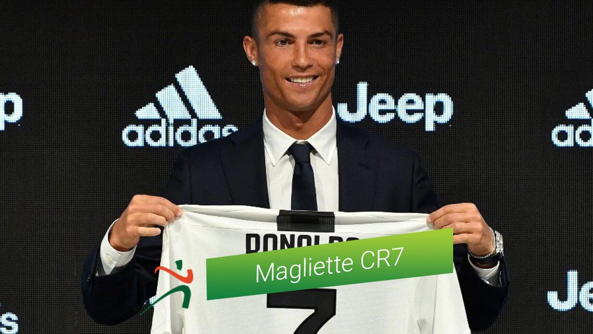 MAGLIETTE CR7